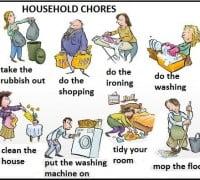 Мои обязанности по дому